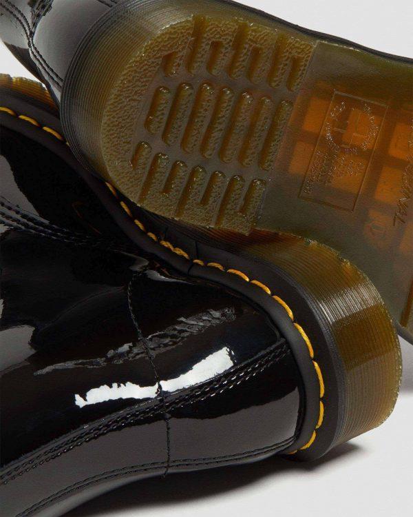 Dr. Martens 1460 Black Patent Lamper 11821011