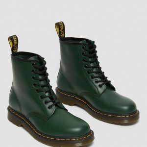 Dr. Martens 1460 Green Smooth 11822207 3 1