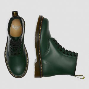 Dr. Martens 1460 Green Smooth 11822207 8 1