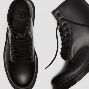 Dr. Martens 1460 Mono Black Smooth 14353001 8 1