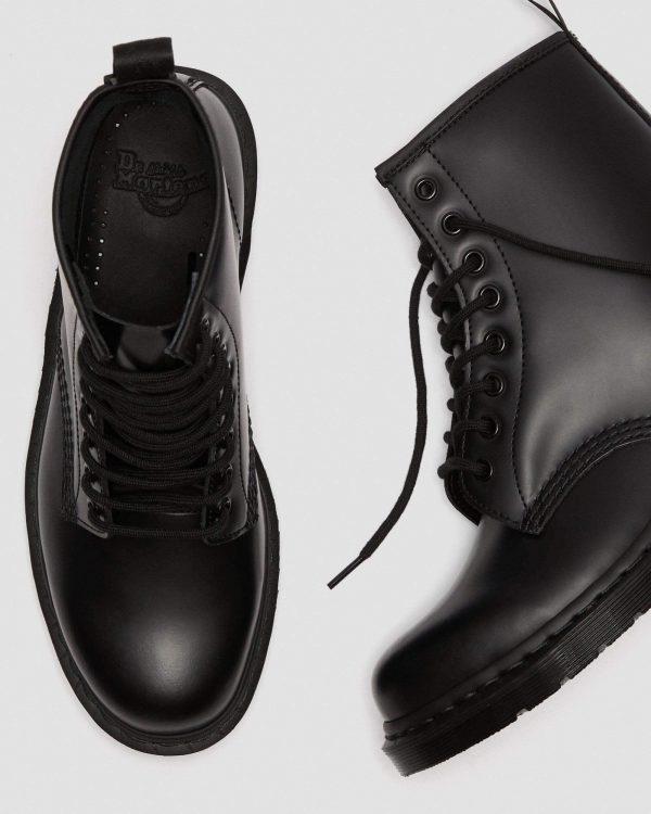 Dr. Martens 1460 Mono Black Smooth 14353001