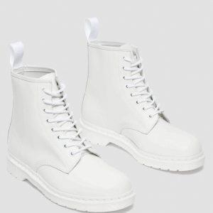 Dr. Martens 1460 Mono White Smooth 14357100 5 1