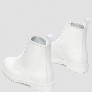 Dr. Martens 1460 Mono White Smooth 14357100 6 1