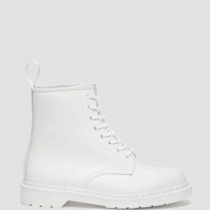 Dr. Martens 1460 Mono White Smooth 14357100 7 1