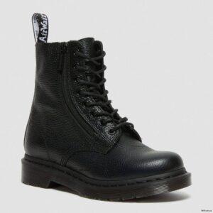 Dr. Martens 1460 Pascal Black Nappa Zipper 22008001 1 1