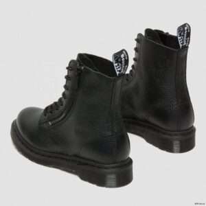 Dr. Martens 1460 Pascal Black Nappa Zipper 22008001 4 1