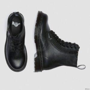 Dr. Martens 1460 Pascal Black Nappa Zipper 22008001 8 1