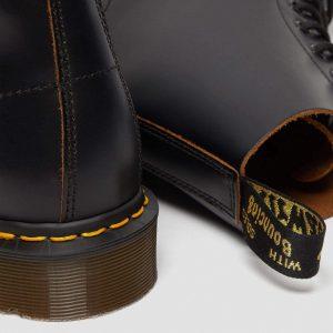 Dr. Martens 1460 Vintage Black Quilon 12308001