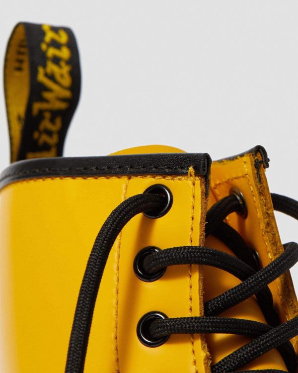 Dr. Martens 1460 Yellow Smooth 24614700