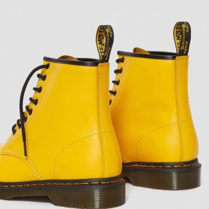 Dr. Martens 1460 Yellow Smooth 24614700 4 1