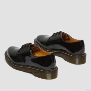 Dr. Martens 1461 Black Patent Lamper 10084001 5 1