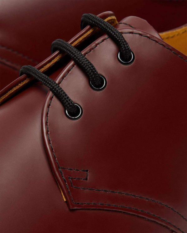 Dr. Martens 1461 Cherry Red Smooth 11838600