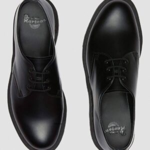 Dr. Martens 1461 Mono Black Smooth 14345001
