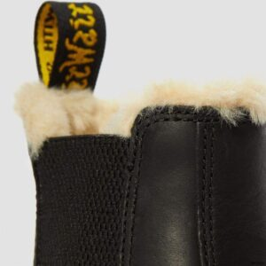 Dr. Martens 2976 Black Wyoming Faux Fur 21045001 7 1