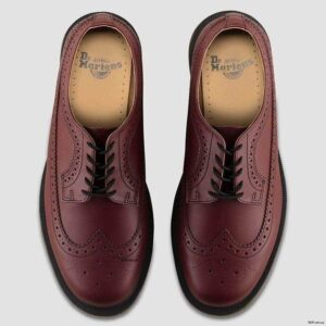 Dr. Martens 3989 Cherry Smooth 24340600 3 1