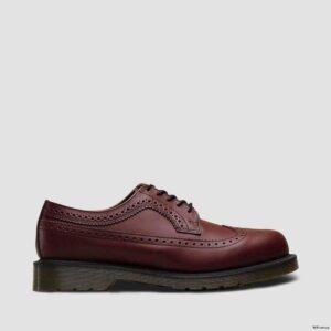 Dr. Martens 3989 Cherry Smooth 24340600 4 1
