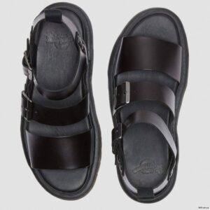 Dr. Martens Gryphon Black Brando Gladiator 15695001 10 1