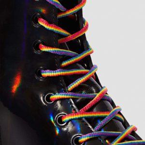 Dr. Martens Jadon Hi Black Rainbow Patent 24668001 1 1