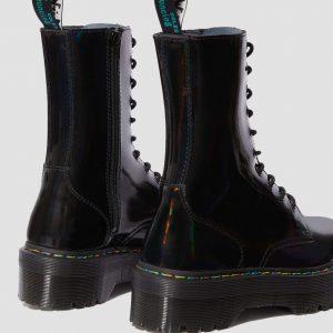 Dr. Martens Jadon Hi Black Rainbow Patent 24668001 3 1