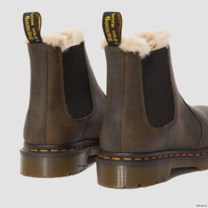 Dr. Martens Leonore Olive Burnished Wyoming 24988355 3 1